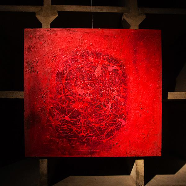quadro-astratto-rosso-2-rodoflo-lacquaniti