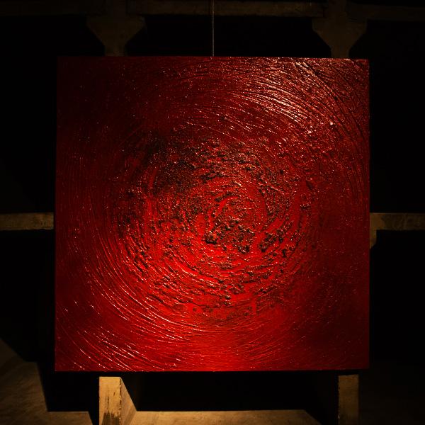 quadro-astratto-rosso-3-rodoflo-lacquaniti