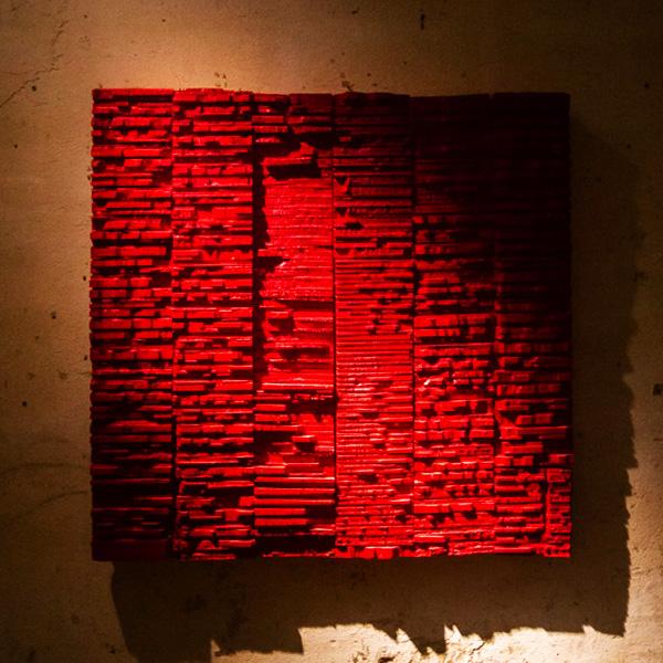 quadro-matrice-rosso-rodoflo-lacquaniti